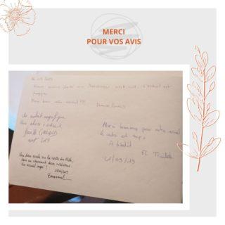 ▪ Avis Clients 𝓞'𝓛𝓸𝓭𝓰𝓮 ▪ . ➡️ Parce que vos retours sont la meilleure des récompenses ! 🌿 . Merci pour vos avis lors de vos séjours ! 🍃 . O'Lodge, un ailleurs où l'on se sent chez soi ! 🌿 . Vous souhaitez en savoir plus, contactez-nous : ☎ 04.77.27.14.73 📞 06.02.03.55.45 📧 contact@olodge.fr ➡ Site : http://swll.to/OLodge . #hotel #Feurs #Roanne #Lyon #Gîte #TourismeFeurs #TourismeLyon #lyontourisme #avis #cient