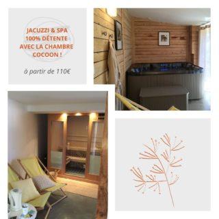 ▪ On se réchauffe chez 𝓞'𝓛𝓸𝓭𝓰𝓮 ▪ . 👉 Contre le froid, rien ne vaut un moment dans le jacuzzi et le spa ! . ✅ Jacuzzi & Sauna sont disponibles sur réservation avec la chambre Cocoon à partir de 110€. . 100% DETENTE ! . Réservez-vite ! . ☎ 04.77.27.14.73 📞 06.02.03.55.45 📧 contact@olodge.fr ➡ Site : http://swll.to/OLodge . . Feurs #Roanne #Tarare #Lyon #Cleppe #OLodge #chambre #gite #hotel #Loire #Rhone #detente #jacuzzi #spa #deprime #remede