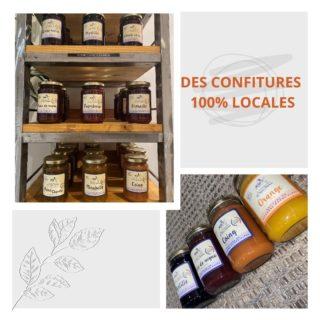 ▪ Nouveauté dans la boutique ! ▪ . ➡️ Retrouvez des produits locaux directement à l'accueil O'Lodge. . → Les confitures du Vieux Chérier sont élaborées dans leur atelier à Chérier dans la Loire, à seulement quelques minutes de O'Lodge ! . 🌿 www.confiturecherier.com . Vous souhaitez en savoir savoir plus, contactez-nous : . ☎ 04.77.27.14.73 📞 06.02.03.55.45 📧 contact@olodge.fr ➡ Site : http://swll.to/OLodge . #confiture #local #loire #olodge #nature #feurs #forez #auvergne #rhone #alpes #tourisme #campagne #tourisme42 #tourisme69 #forez #tourismeforez