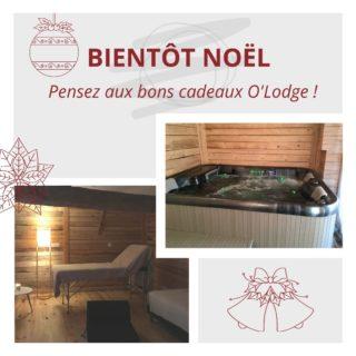 ▪ Les Bons Cadeaux 𝓞'𝓵𝓸𝓭𝓰𝓮 ! 🎁 ▪ . 🎄 Quelques jours avant Noël : comme chaque année, O'Lodge vous propose de merveilleux bons cadeaux à offrir à vos proches ! ✨ . ➡️ Que vous préfériez une nuit avec jacuzzi et sauna ou un weekend en Lodge avec petit déjeuner en chambre, nos bons cadeaux sont entièrement personnalisables pour tous les goûts, toutes les envies et tous les budgets. 🌿 . Vous souhaitez en savoir plus, contactez-nous : ☎ 04.77.27.14.73 📞 06.02.03.55.45 📧 contact@olodge.fr ➡ Site : http://swll.to/OLodge . . #cadeau #noël #personnalisable #chambre #hotel #lodge #Feurs #Roanne #Lyon #Gîte #Cocoon #Cocooning