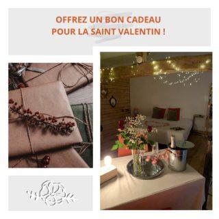 ▪ Pour la Saint Valentin, offrez un bon cadeau ! ▪ . 👉 Nos bons cadeaux sont utilisables pendant une année ! . 😍 Offrez un bon cadeau et faites briller les yeux de votre moitié ! 👩❤️👨 . . Vous souhaitez en savoir savoir plus, contactez-nous : . ☎ 04.77.27.14.73 📞 06.02.03.55.45 📧 contact@olodge.fr ➡ Site : http://swll.to/OLodge #saint #valentin #bon #cadeau #offrir #chambre #gîte #hôtel #vacancesdereves #vacancesenamoureux