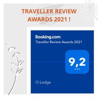 ▪ Nous sommes très fières ! ▪ . ➡️ Nous avons obtenu le Traveller Review Awards 2021 avec une note de 9,2 ! 🌿 . 💡 Merci à @bookingcom et à tous nos clients pour leur confiance ! . Vous souhaitez en savoir savoir plus, contactez-nous : . ☎ 04.77.27.14.73 📞 06.02.03.55.45 📧 contact@olodge.fr ➡ Site : http://swll.to/OLodge . #TravellerReviewAwards2021 #booking #loire #olodge #nature #feurs #forez #auvergne #rhone #alpes #tourisme #campagne #tourisme42 #tourisme69 #forez #tourismeforez