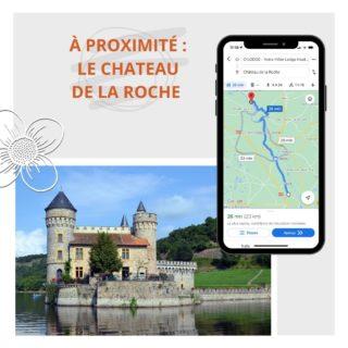 ▪ À proximité de votre séjour O'Lodge ! ▪ . 📍 Situé sur la commune de St Priest la Roche, à moins de 30 minutes de O'Lodge, le Château de la Roche est un monument emblématique des Gorges de la Loire qui est ancré sur son piton rocheux depuis le 13ème siècle.🍃 . Profitez de l'arrivée des beaux jours pour découvrir ce lieu d'exception ! . Vous souhaitez en savoir savoir plus, contactez-nous : . ☎ 04.77.27.14.73 📞 06.02.03.55.45 📧 contact@olodge.fr ➡ Site : http://swll.to/OLodge . #chateau #roche #loire #olodge #nature #feurs #forez #auvergne #rhone #alpes #verdure #chateau #campagne #tourisme42 #tourisme69 #forez #tourismeforez